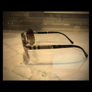 Burberry Aviator Sunglasses
